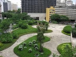 Edifício Gustavo Capanema burle marx