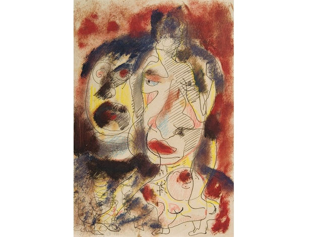Burle-Marx desenhos 1
