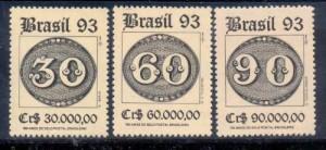 selos postais brasileiros 1