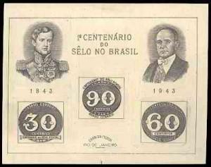 selos postais brasileiros 2