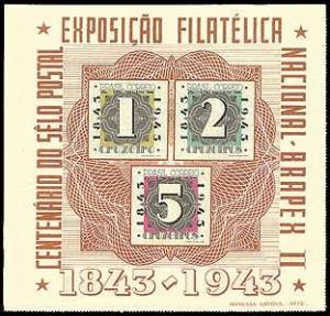 selos postais brasileiros 3