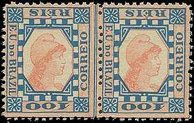 selos postais brasileiros 5