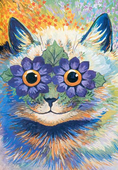 os gatos de luis wain 5