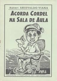 Acorda Cordel na Sala de Aula