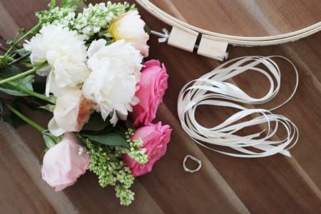 arranjo de flores de cabeca pra baixo 2