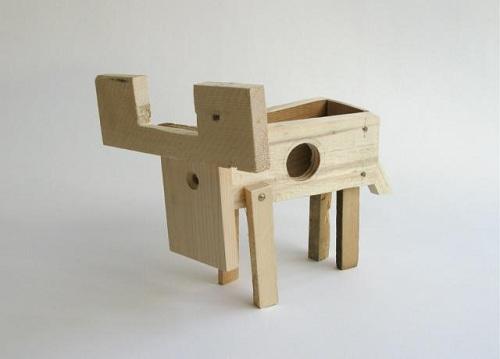 bichos feitos com sobras de madeira 3