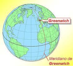 meridiano de Greenwich
