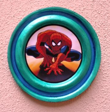 quadrinho do homem aranha