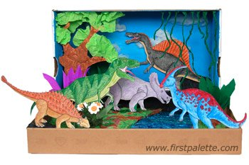 recortes de animais e seus habitats 6