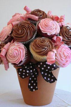 buque-de-rosas-de-cupcake 02