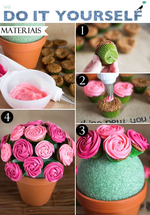 buque-de-rosas-de-cupcake 07