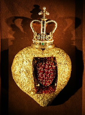 salvador dali The Royal Heart 2