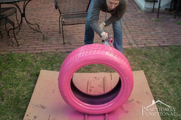 caminha de pneu para pets 02