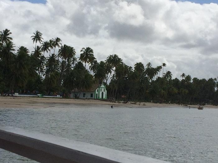 passeio turístico de catamarã em porto de galinhas