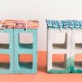 bancos feitos com blocos de concreto 04