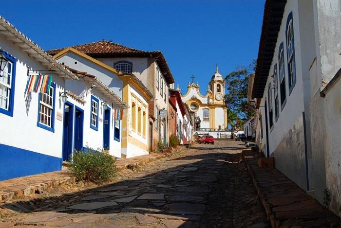 Cidade Histórica Colonial