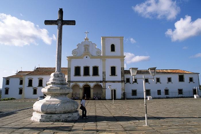 São Cristóvão-SE, Ago 2005 :: Igreja de São Francisco :: foto anderson schneider/versor ::
