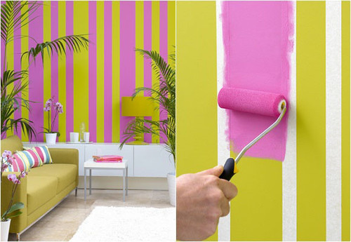 ideias criativas para pintura de paredes 01