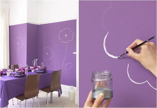 ideias criativas para pintura de paredes 02