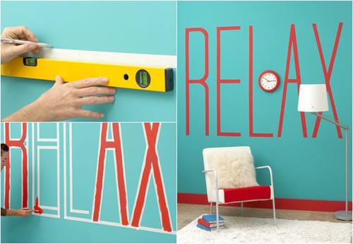 ideias criativas para pintura de paredes 03