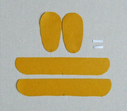 sapatinhos de feltro para bebe 02