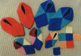 sapatinhos de feltro para bebe 05