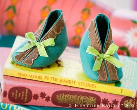 sapatinhos de feltro para bebe 08